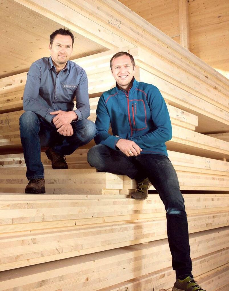 Holzbau Unterrainer