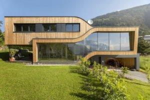 Holzbau Unterrainer - Referenzen - Hausbau - Familienhaus 02