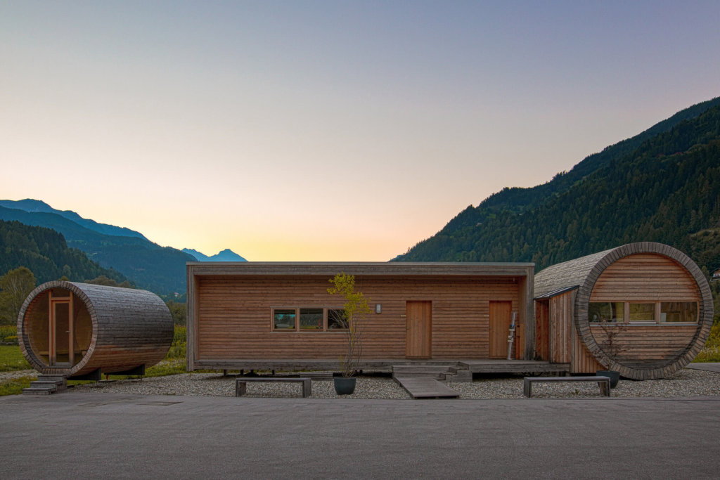 Holzbau Unterrainer - Wohnmodul