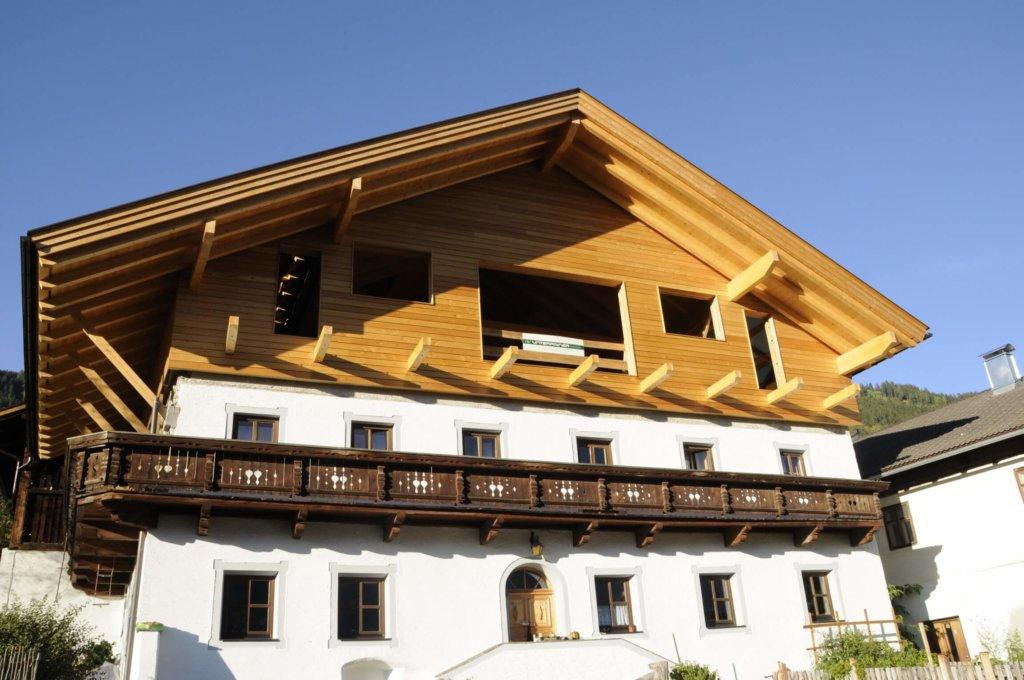 Holzbau Unterreiner - Aufstockung